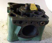 Lub. oil pump Bolnes KL - Cylinder head Bolnes KL