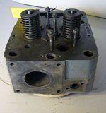 Drijfstang Deutz 528 - Cilinderkop Deutz 528