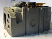 Deutz 816 Inlaat bochten - Cilinderkop Deutz 816