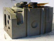 Deutz 816 koelwaterstukken - Cilinderkop Deutz 816