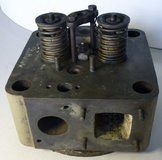Industrie D6 - Cylinder head Industrie D6