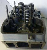 MAK 282 - Cylinder head MAK 282