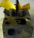 Nokkenas MWM 518 - Cilinderkop MWM 518
