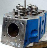 Piston UD25 - Cylinder head Wärtsilä UD25