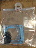 Deutz 545 diverse onderdelen voor cilinderkop - Deutz 545 koppakkingset open motor