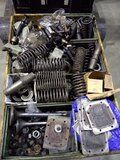 Deutz 545 diverse onderdelen voor cilinderkop - Deutz 545 diverse onderdelen voor cilinderkop