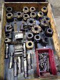 Deutz 545 diverse onderdelen voor cilinderkop - Deutz 545 Nokkenbundels