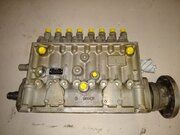 Deutz 816 Inlaat bochten - Deutz 816 brandstofpomp