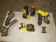 Deutz 816 Smeerolieleidingen - Deutz 816 koelwaterstukken
