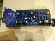 Deutz 816 Inlaat bochten - Deutz 816 Brandstofpomp V12
