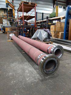 Propellor shafts - Propellor shafts