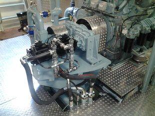 Hydrogenerator - Hydrogenerator
