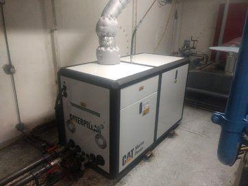 Generatorsets - Caterpillar generator sets