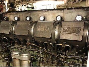 Scheepsmotoren - Onderhoud en reparatie