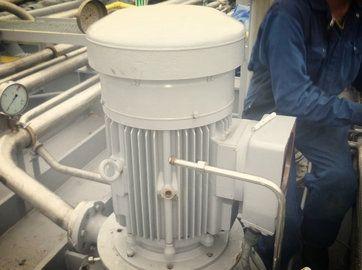 Scheepsmotoren - Compressoren en pompen
