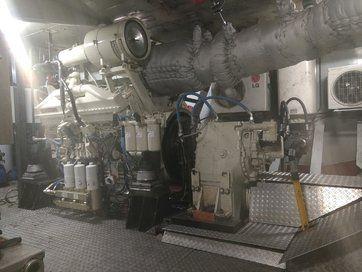 Propulsion engines - Engine Refits