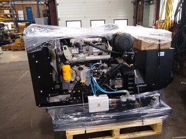 Nieuws - Inbouw stage-V generator set