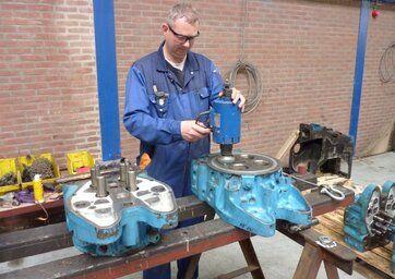 Vacatures - Vacature All-round dieselmonteur