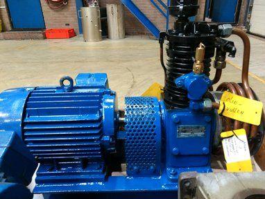 Compressors and pumps - Compressors
