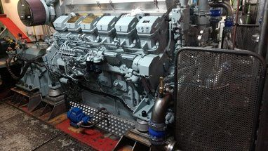 Engine Refits - References